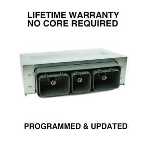 Engine Computer Programmed Updated 2002 Ford Thunderbird 2w6a 12a650 Ea Hde0