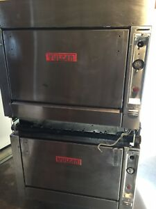 Vulcan Double Stack Commercial Oven