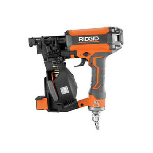 Ridgid Zrr175rnf 1 3 4 In Roofing Coil Nailer Recon