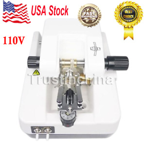 Cp 3t Auto Optical Lens Groover Slotted Machine For Optometry Optician Eyecare T