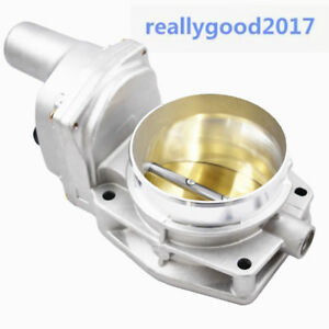 Complete Throttle Body Assembly 90mm Ls3 Ls7 L99 For Corvette Camaro Ss Z06 G8