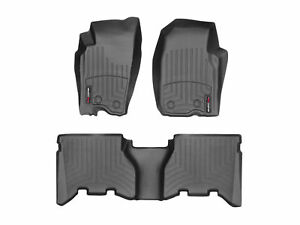 Weathertech Floorliner For Jeep Grand Cherokee 1996 1998 1st 2nd Row Black