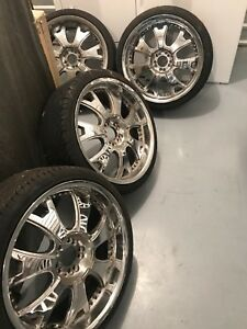20 Tsw Rims And Tires