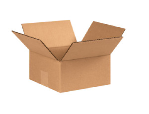 Pick Quantity 1 200 8x8x4 Cardboard Boxes Shipping Mailing Moving Packing