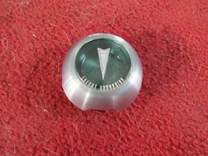 1967 Pontiac Gto Lemans Firebird Steering Wheel Center Trim Hub Cover