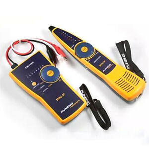 Pn f Wire Tracker Toner Probe Network Cable Tester With Rj11 Telephone Cable