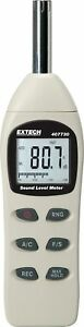 Extech 407730 Digital Sound Level Meter 40 130db