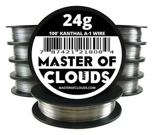 Wholesale Kanthal A1 Wire Lot Of 10 Spools Pick A Gauge Length