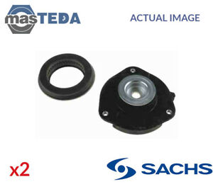 2x Front Top Strut Mounting Cushion Set Sachs 802 417 I New Oe Replacement