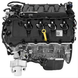 Ford Racing M 6007 M50aauto 5 0l Coyote 2015 17 435hp 32 Valve Dohc Crate Engine