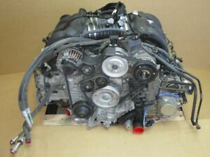 06 Boxster S Rwd Porsche 987 Complete Engine 3 2 Motor M96 26 M96 26 156 708