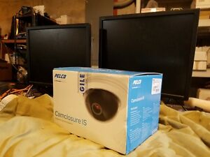 Pelco Is110 cwv9 Camclosure Is Dome Camera