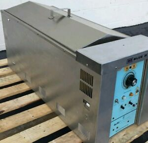 Blue M Mw 1110a 1 Constant Temperature Agitating Water Bath Laboratory