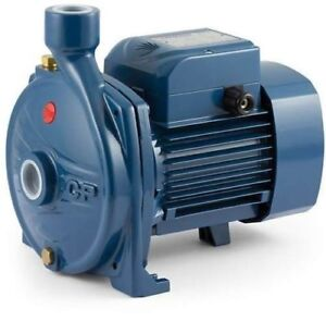 Pedrollo Centrifugal Water Pump Irrigation Water Supply Cpm 660 2 Hp 110 220v