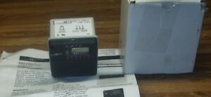 Johnson Controls C 7355 5 Digital Time Switch For Time Clock new In Opened Box