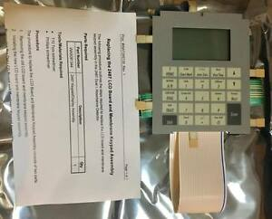 Waters 2487 Keypad Lcd Spare P n Was081344 New