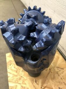 New 6 1 8 Tricone Tci Drill Bit Oilfield Water Well Security Rock