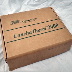 Conchatherm 2000 Hudson Heated Humidifier 157915 Tested Free Shipping Used