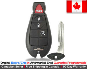 1 Oem New Replacement Keyless Entry Remote Key Fob For Dodge Ram