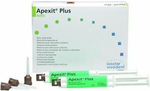 Ivoclar Vivadent Apexit Plus Root Canal Sealer Paste Shipping