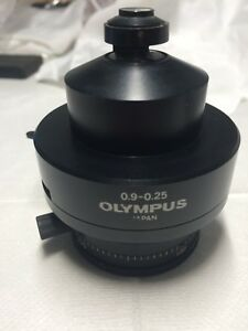 Olympus Pol Condenser For Bhsp Bh2 Bhs Microscope