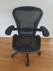 Herman Miller Aeron Chair Size B