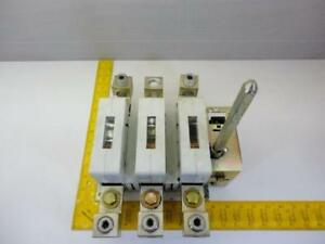 Abb Oetl nf400 Disconnect Switch 400a T14997