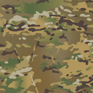 Multicam Camo Dip Kit Military Pattern Diy Hydrographics