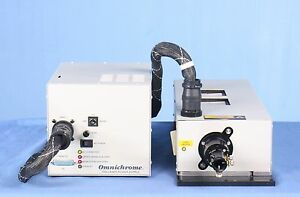 Omnichrome Series 43 Ion Laser For Microscope