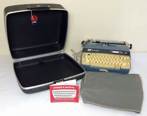 Vintage Smith Corona Electra 110 Typewriter Usa Word Novel Processor Computer Us