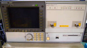 Hp 70004a Spectrum Analyzer Hp 70842b Error Detector b1