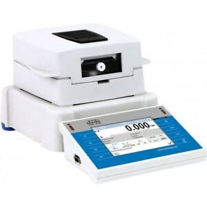 Radwag Pm 60 3y Moisture Analyzer Professional Line Three 3 Year Warranty