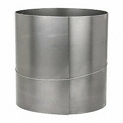 Made In Usa 10 Ft Long X 12 Inch Wide X 0 031 Inch Thick Roll Shim Stock Steel