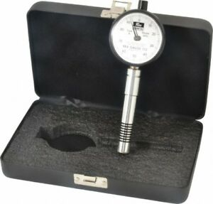 Made In Usa 0 To 100 Durometer Portable Dial Hardness Tester Accurate To 0 5