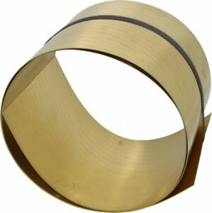 Value Collection 5 Ft Long X 6 Inch Wide X 0 031 Inch Thick Roll Shim Stock