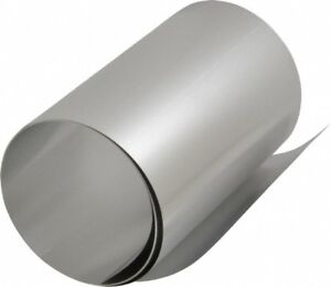 Made In Usa 100 Inch Long X 6 Inch Wide X 0 003 Inch Thick Roll Shim Stock A