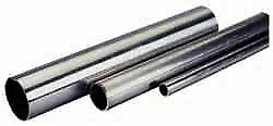 Value Collection 6 Ft Long 1 Inch Outside Diameter 304 Stainless Steel Tub