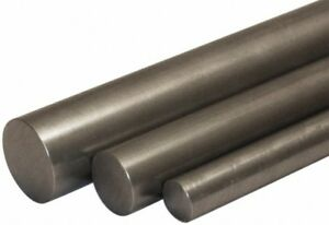 Value Collection 1 Diam X 6 Long 1215 Steel Round Rod Cold Finish Mill S