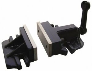 Value Collection 6 Wide Jaw Stationary Machine Vise 1 Station 13 Oal X 2 9