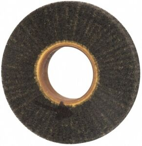 Brite Star 8 Diam Silicon Carbide Impregnated Flap Wheel 3 Hole 1 Wide D