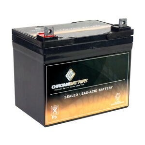 12v 35ah U1 Agm Battery For Craftsman 25780 Lawn Tractor And Mower 200cca