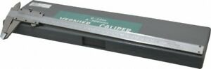 Value Collection 0 To 12 Stainless Steel Vernier Caliper 0 02mm Graduation