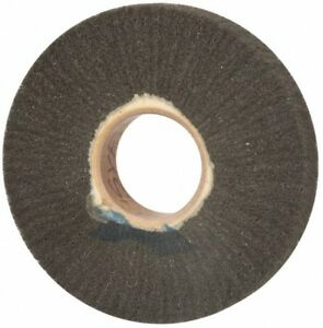 Brite Star 6 Diam Silicon Carbide Unimpregnated Flap Wheel 2 Hole 1 Wide
