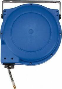 Pro source 33 Spring Retractable Hose Reel 180 Psi Hose Included