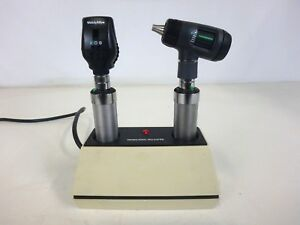 Welch Allyn 71110 Universal Charger W 71670 Handle 23810 Macroview Head