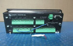 Campbell Scientific Cr10x Measurement Control Module Wiring Panel not Tested