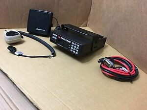 1 Specta P25 Vhf Digital Motorola Narrowband Mobile Radio W programming Police