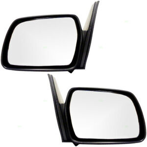 Chevrolet Geo Tracker Suzuki Sidekick 2 Door Suv Set Of Side View Manual Mirrors