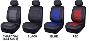 Single Water Resistant Leather Look Seat Cover For Mg Mga Rwd Coupe