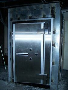 Diebold Titan Series Bank Main Vault Door Class Ii Safe Room